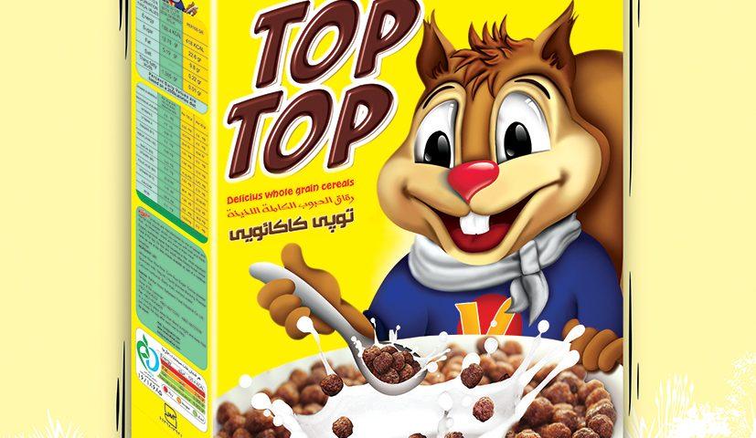 سریال صبحانه توپی کاکائویی