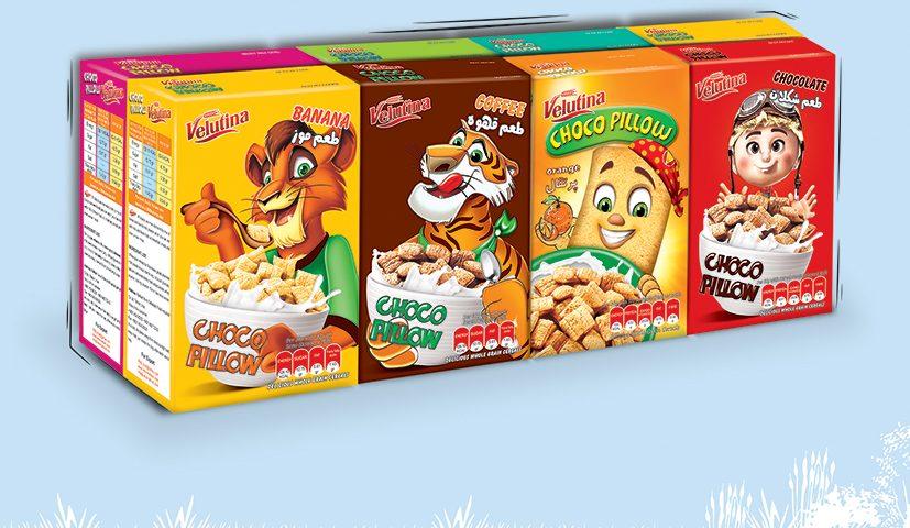سریال صبحانه شوکو مولتی با طعم های مختلف