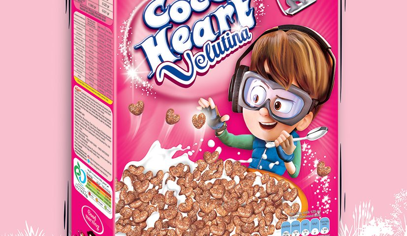 سریال صبحانه coco heart