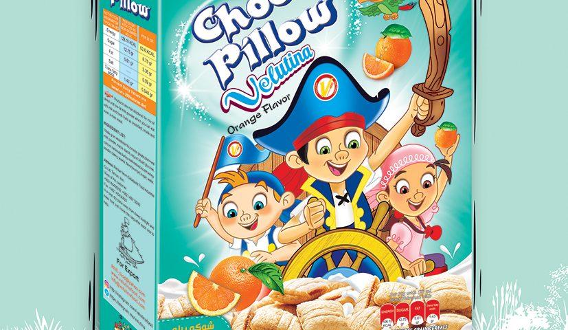 سریال صبحانه مقوی شوکو پیلو